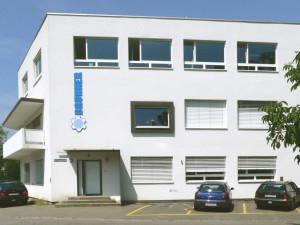 Brunner AG Firmengebäude Kloten