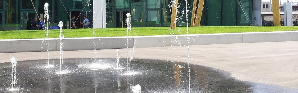 Wasserspieltechnik