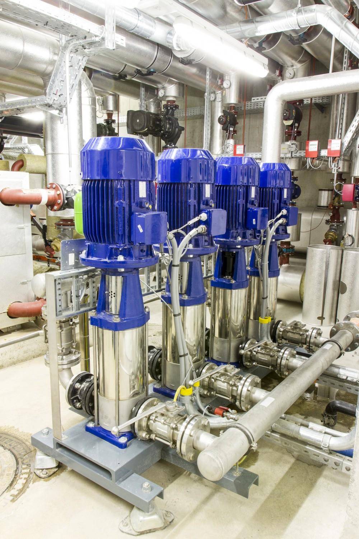 Druckwasseranlagen
